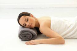 Aromaterapeutická masáž,